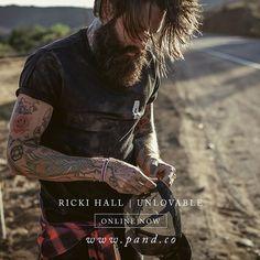 M. Ricki Hall IG : @rickifuckinhall For pandcoclothing IG : @pandco