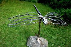 dragonfly sculpture                                                                                                                                                                                 More