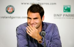 Roger Federer (Roland Garros, 2013)