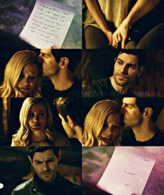 Resultado de imagem para adalind nick kelly and diana <<< I just love everything about this note, especially the special little message she planted just for Nick in the last frame Nbc Grimm, Grimm Tv Show, Grimm Film, Grimm Cast, Movies And Series, Tv Series, Grimm Adalind, Nick Kelly, Detective