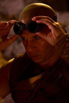 New Images From 'Riddick'