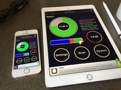 iPhone SE. 2GB 램 탑재 확인.