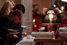 Julbordet på Hågelbyhus
