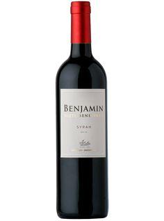 Vinho Argentino Benjamin Nieto Syrah - R$ 30 (tomei na Gisele e gostei muito)