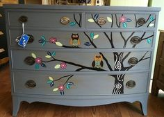 Whimsy Furniture   Unique, Hand Painted Furniture