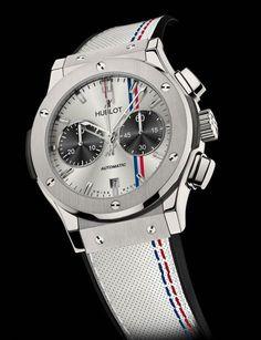 Basel 2013 - Hublot - Classic Fusion Tour Auto Chronograph