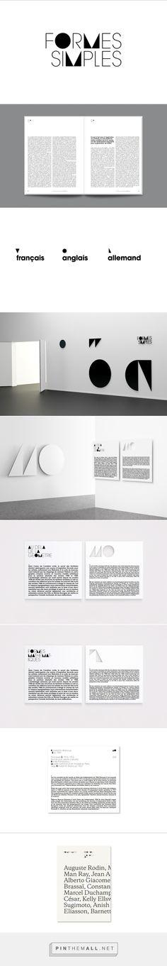Formes Simples by Brogen Averill