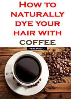 Get shiny hair: Who doesn't want shiny, healthy-looking hair? Coffee is often recommended as a simple, natural treatment to make hair extra-glossy. Brew up an extra-strong pot, apply it to your dry..                                                                                                                                                                                 More