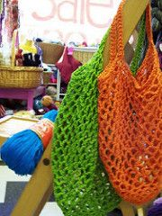 Ravelry: Grocery Bag pattern by Haley Waxberg