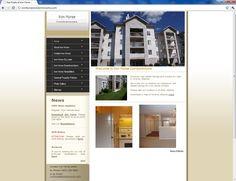 HTML/CSS Website for Iron Horse Condominiums