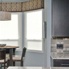 Bay Window Treatment   Jason Ball Interiors   Contemporary   Kitchen    Other Metro   Jason Ball Interiors, LLC