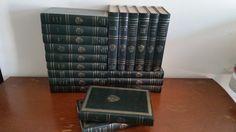 Vintage Book Set // The Harvard Classics by GratefulBlessingsVtg