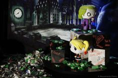 ©Mouvements Phénix | Funko Pop Joker & Harley Quinn