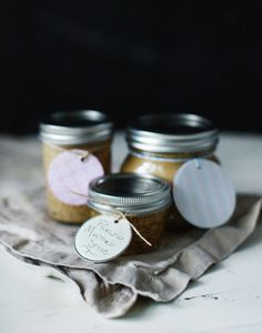 3 mustard recipes: spicy honey, apple butter, and pickled mustard seed