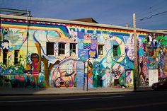 Street Art San Francisco