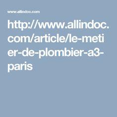 Pour tous débouchage canalisation Paris ou débouchage évier ou ...