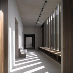The Museum of Modern Literature / Germany and was designed by London based architect David Chipperfield