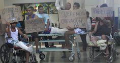 ¡JAMÁS HA PISADO UN HOSPITAL EN VENEZUELA! Cabello: Si alguien se ha preocupado por la salud es la revolución bolivariana
