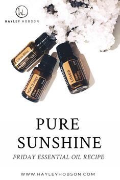 Pure Sunshine Blend from my Aussie Friends! Manuka Essential Oil, Essential Oil Perfume, Essential Oil Diffuser Blends, Natural Essential Oils, Doterra Blends, Doterra Essential Oils, Doterra Citrus Bliss, Oils For Energy, Diffuser Recipes