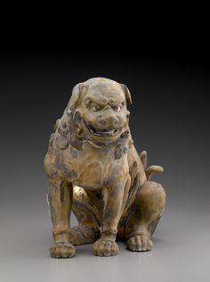 Комайну Пес создан около 1450 года - в Эпоху Муромати (560 лет назад) Найдено…