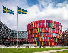 "Bekijk dit @Behance-project: ""The Kuggen -- Lindholmen, Göteborg, Sweden"" https://www.behance.net/gallery/21776507/The-Kuggen-Lindholmen-Goeteborg-Sweden"