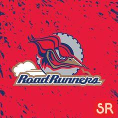 The Internet's Largest Curated Sports Logo Mood Board - Spor Repor Hockey Logos, Sports Logos, American Hockey League, Playboy Logo, Road Runner