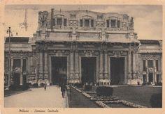 Milano Stazione Centrale animata VG C460