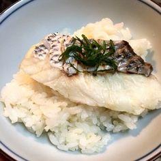 炊飯器で炊くだけ本格派の汐鯛めし@汐鯛めしだい黒、日本きらり by ...