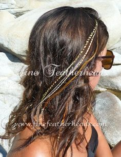 I want to get my feathers back in my hair but im afraid its out of styles now. what do you think?