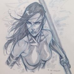 Psylocke by Alvin Lee *  ★ || CHARACTER DESIGN REFERENCES (https://www.facebook.com/CharacterDesignReferences & https://www.pinterest.com/characterdesigh) • Love Character Design? Join the Character Design Challenge (link→ https://www.facebook.com/groups/CharacterDesignChallenge) Share your unique vision of a theme, promote your art in a community of over 25.000 artists! || ★