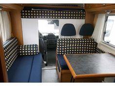 Mercedes-Benz 316 CDI Hymer C640 Starline, Wohnwagen/-mobile Integrierter in Trieste, gebraucht kaufen bei AutoScout24 Trucks