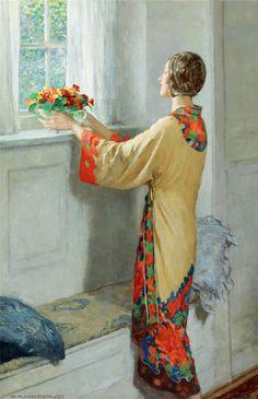 William Henry Margetson (British, 1861-1940)