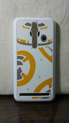 BB8 - Star Wars Phone Case for iPhone, Samsung, HTC, LG, Sony, ASUS Brand #bb8 #starwars #theforceawakens