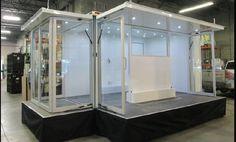 BizBox Pop Up Store - Experiential Vehicles