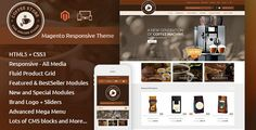 Espresso - Magento Responsive website Theme (Buying)