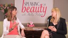 Speaking of Beauty TV ~ Holly Fulger interviews writer/performer Dari Lallou Mackenzie about Inner Beauty - Speaking of Beauty TV on Blip