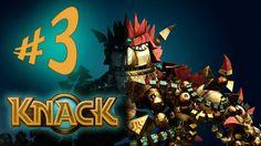 Knack - Parte 3: Knack Monstruoso! [ Playstation 4 - Playthrough em PT-BR ]