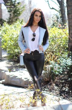 Beautiful Blue | the Fashion Bybel @Carli Bybel