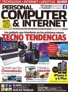 Personal computer & Internet. -- Nº 144 (desde 25 de octubre 2014)