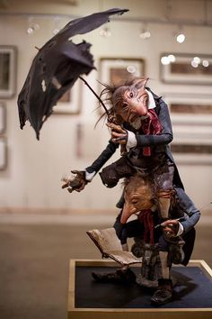 Gloom Brothers © Toby Froud LOVE this!