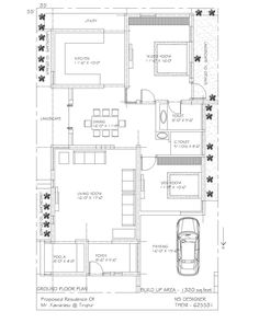 Bon Indian House Plan