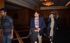 Pawan Kalyan Boston airport Image Pawan Kalyan Boston airport Image. Power Star Pawan Kalyan have been invited by Harvard University USA to attend 'India Conference 2017′. This event is scheduled to take place on 11 and 12 February at Harvard University, Boston campus, USA.