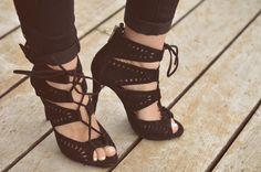cute zara sandals on Hello it's Valentine