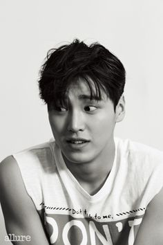 "Major cutie-pie Lee Tae Hwan, who last month finished his second acting gig in MBC's ""Pride & Prejudice"" as Kang Soo graces the pages of the February issue of Allure. His inno… Lee Tae Hwan, Lee Jin Wook, Choi Jin Hyuk, Choi Seung Hyun, Korean Male Actors, Asian Actors, Korean Idols, Hot Korean Guys, Korean Men"