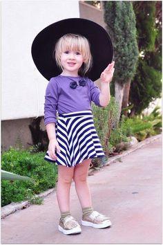 Gretel Tee - Lavender