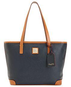 Dooney & Bourke Handbag, Charleston Shopper - Dooney & Bourke - Handbags & Accessories - Macy's