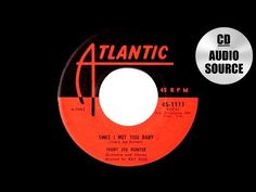1956 HITS ARCHIVE: Since I Met You Baby - Ivory Joe Hunter - YouTube