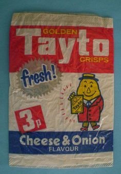 Everytime I see a pack of Tayto I immediately feel the need for a crisp sandwich… Cheese And Onion Crisps, Old Irish, Irish Blessing, Do You Remember, Best Memories, I Love Food, Pop Tarts, Childhood Memories, Growing Up