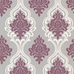 Darby Home Co Westhope Indiana x Damask Embossed Wallpaper Color: Pink Embossed Wallpaper, Textured Wallpaper, Wallpaper Roll, Wallpaper Backgrounds, Wallpapers, Wallpaper Desktop, Girl Wallpaper, Disney Wallpaper, Wallpaper Quotes