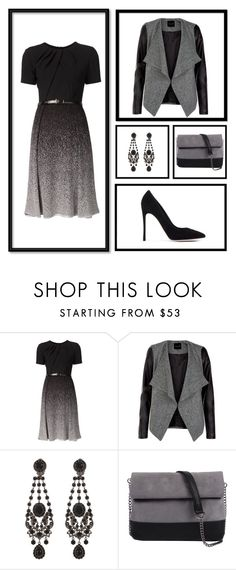 """♡"" by abecic ❤ liked on Polyvore featuring Jason Wu, Givenchy, 7 Chi and Gianvito Rossi"